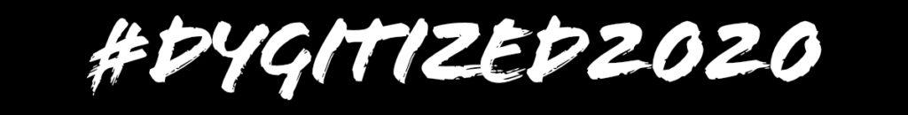 DYGITIZED 2020 Banner schwarz