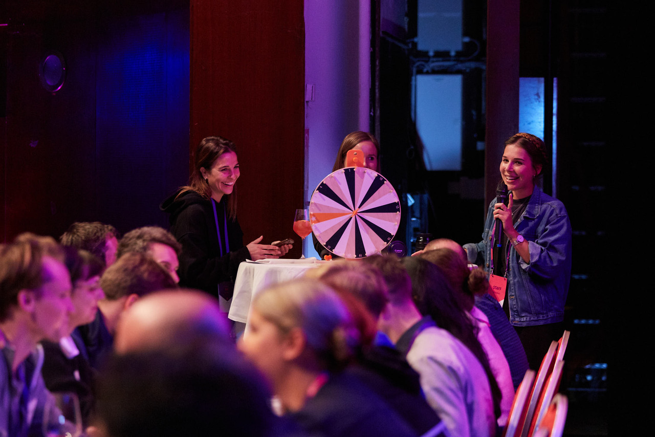DYGITIZED 2020 Speed Networking Impressionen 1